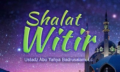 Shalat Witir