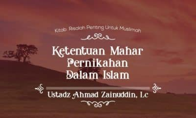 Download Ceramah Agama Ketentuan Mahar Pernikahan Dalam Islam