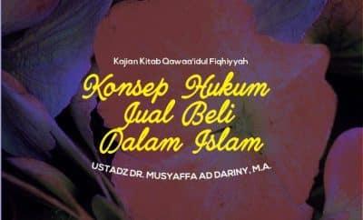 Download mp3 kajian tentang Konsep Hukum Jual Beli Dalam Islam