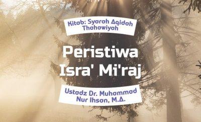 Download mp3 kajian tentang Peristiwa Isra' Mi'raj