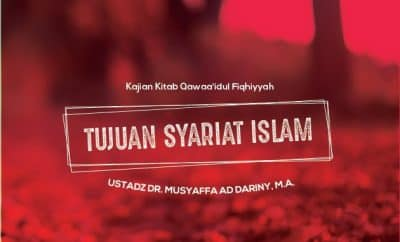 Download mp3 kajian ushul fiqh tentang tujuan syariat Islam