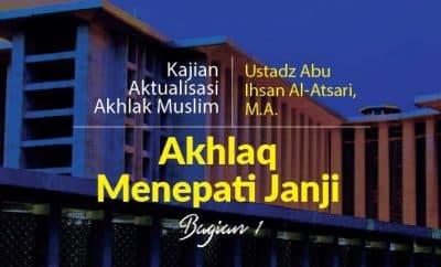 Download mp3 kaijan tentang Akhlaq Menepati Janji Bagian 1