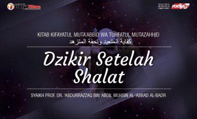 Download mp3 Kajian Tentang Doa Setelah Shalat