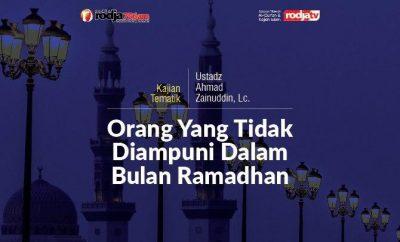 Download mp3 kajian Merugi Orang Yang Dosanya Tidak Diampuni Allah Dalam Bulan Ramadhan