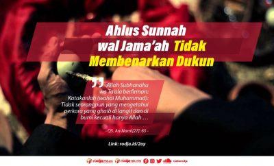 Download mp3 kajian tentang Ahlus Sunnah wal Jama'ah Sunnah wal Jamaah Tidak Membenarkan Dukun