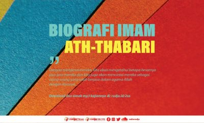 Download mp3 kajian Biografi Imam Ath-Thabari