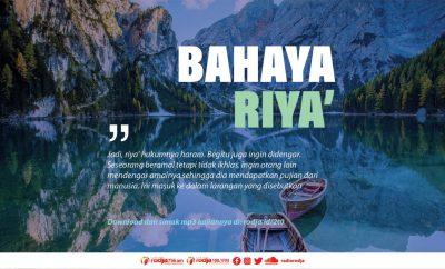 Download mp3 kajian tentang Bahaya Riya