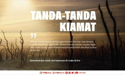 Download mp3 kajian tentang tanda-tanda hari kiamat