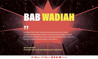 Download mp3 kajian tentang Bab Wadiah