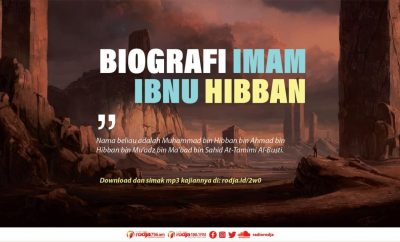 Download mp3 kajian tentang biografi Imam Ibnu Hibban