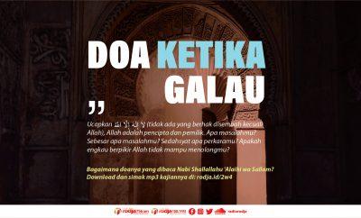 Download mp3 kajian tentang Doa Ketika Galau