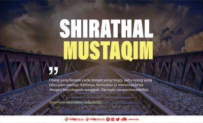 Download mp3 kajian tentang Shirathal Mustaqim
