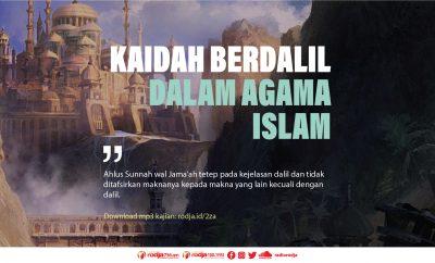 3 KAIDAH BERDALIL DALAM AGAMA ISLAM-01