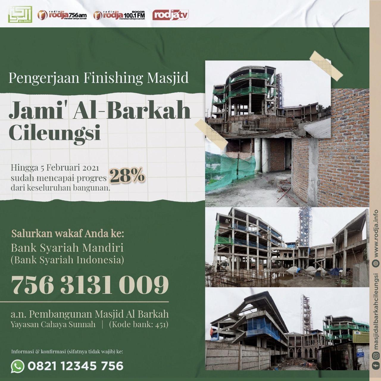 Pembangunan Masjid