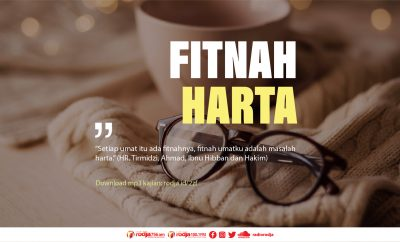 Download mp3 kajian Fitnah Harta