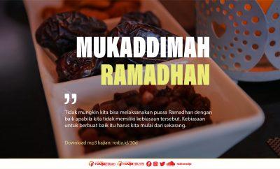 Download mp3 kajian Khutbah Jumat Bulan Syaban Bagaikan Mukaddimah Ramadhan