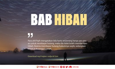 Download mp3 kajian bab hibah