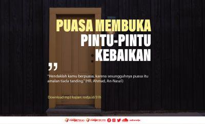 Downlaod mp3 kajian Khutbah Jumat Puasa Membuka Pintu-Pintu Kebaikan
