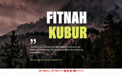 Download mp3 kajian Fitnah Kubur