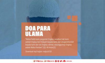 Download mp3 kajian Doa Para Ulama