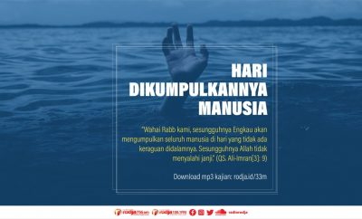 Download mp3 kajian Hari Dikumpulkannya Manusia