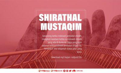 Download mp3 kajian Khutbah Jumat Tentang Shirathal Mustaqim