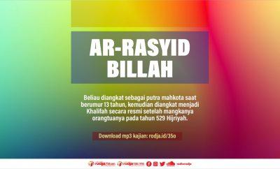 Download mp3 kajian Ar-Rasyid Billah