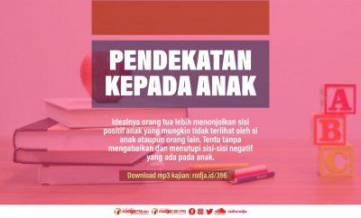 Download mp3 kajian Pendekatan Kepada Anak