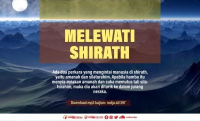 Download mp3 kajian Khutbah Jumat tentang Melewati Shirath