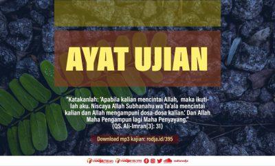 Download mp3 kajian Surah Ali Imran Ayat 31 – Ayat Ujian