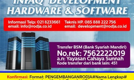 Infaq Development Hardware & Software (Juni 2017)