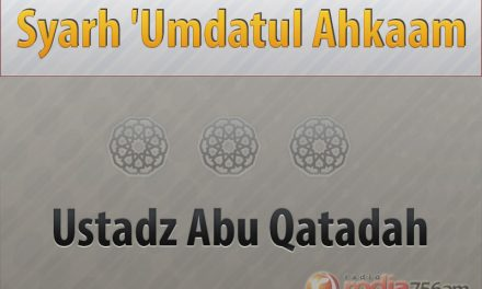 8 Golongan Penerima Zakat – Kitab Umdatul Ahkam (Ustadz Abu Qatadah)