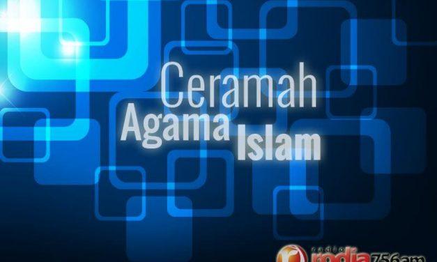 Ramadhan dan Upaya Perbaikan Diri (Ustadz Abdullah Taslim, M.A.)
