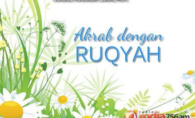 Download Ceramah Agama Islam: Akrab dengan Ruqyah (Ustadz Abdullah Zaen, M.A.)