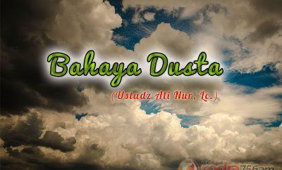 Download Ceramah Agama Islam: Bahaya Dusta (Ustadz Ali Nur, Lc.)