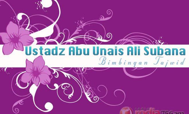 Bimbingan Tajwid Praktik Membaca Al Quran Surat Thaha
