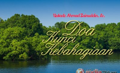 Download Ceramah Agama Islam: Doa Kunci Kebahagiaan - Ustadz Ahmad Zainuddin, Lc.