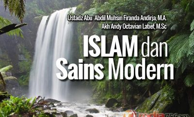 Download Ceramah Agama Islam: Islam dan Sains Modern - Ustadz Abu 'Abdil Muhsin Firanda Andirja, M.A. dan Akh Andy Octavian Latief, M.Sc