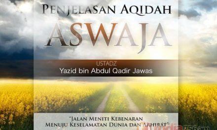 Penjelasan Aqidah Aswaja (Ustadz Yazid Abdul Qadir Jawas)