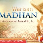 Download Ceramah Agama Islam: Warisan Ramadhan (Ustadz Ahmad Zainuddin, Lc.)