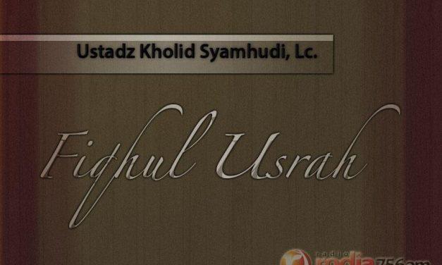 Ramadhan Momen untuk Meningkatkan Iman dan Takwa (Ustadz Kholid Syamhudi, Lc.)