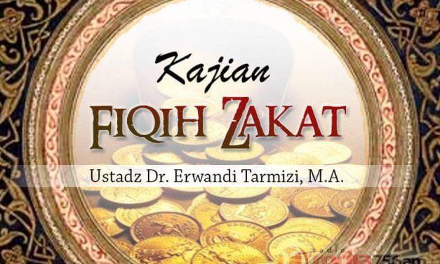 Kewajiban Mengeluarkan Zakat – Fiqih Zakat (Ustadz Dr. Erwandi Tarmizi, M.A.)