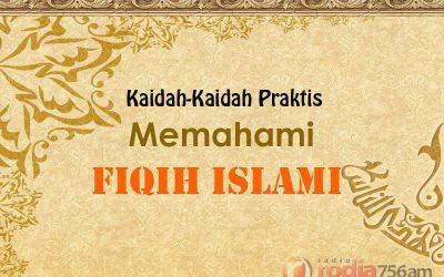Pemberian Sanksi dengan Kebalikan dari Maksud Si Pelaku – Kaidah Praktis Memahami Fiqih Islami (Ustadz Abu Ya'la Kurnaedi, Lc.)