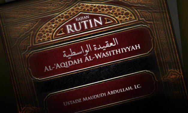 Sifat Makar dan Tipu Muslihat Allah Ta'ala – Bagian ke-1 – Kitab Al-'Aqidah Al-Wasithiyyah (Ustadz Maududi Abdullah, Lc.)