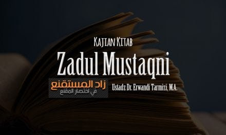 Hukum Jual Beli Kepala, Kulit, dan Gajih Hewan – Kitab Zadul Mustaqni (Ustadz Dr. Erwandi Tarmizi, M.A.)