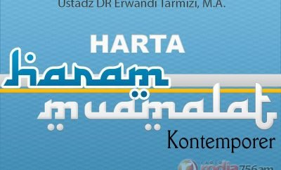 Download Kajian Ustadz Erwandi Tarmizi - Harta Haram Muamalat Kontemporer