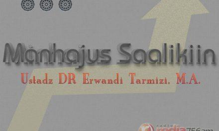 Bab Mawaris / Pembagian Harta Warisan – Bagian ke-3 – Kitab Manhajus Salikin (Ustadz Dr. Erwandi Tarmizi, M.A.)