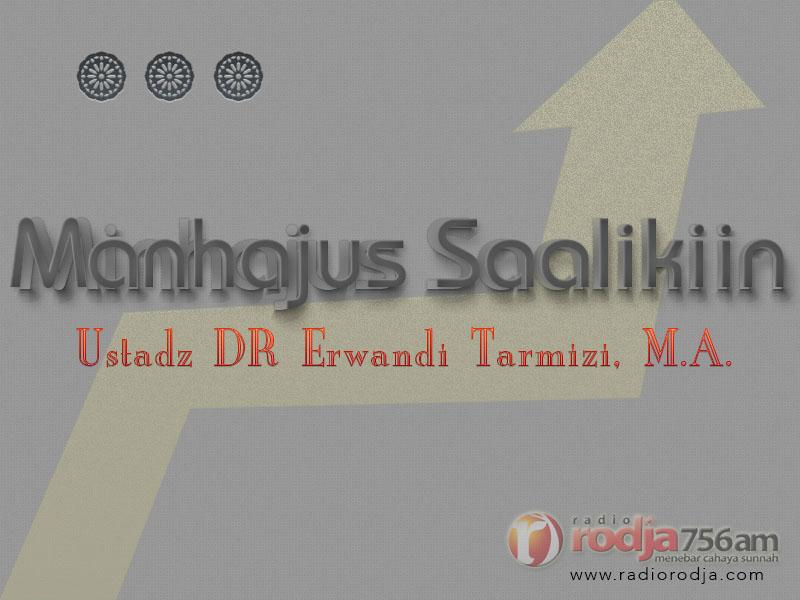 Bab Mawaris / Pembagian Harta Warisan – Bagian ke-6 – Kitab Manhajus Salikin (Ustadz Dr. Erwandi Tarmizi, M.A.)