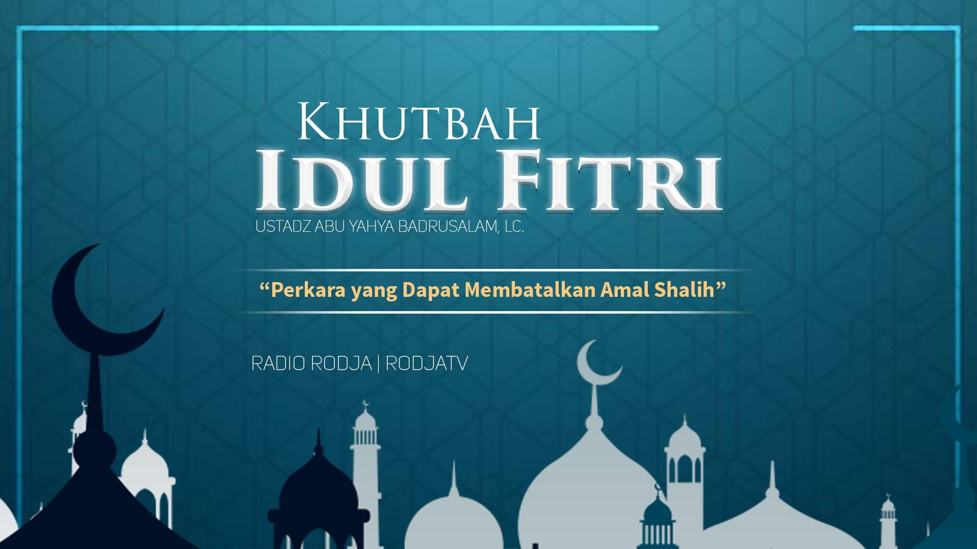 khutbah idul adha 2018