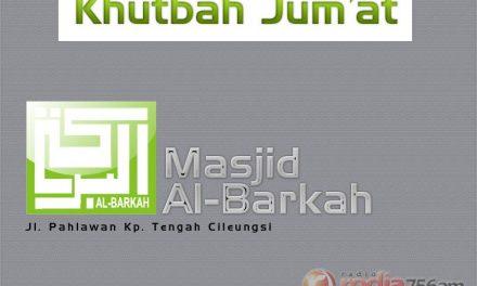 Bersungguh-sungguh dalam Beribadah di Akhir Ramadhan – Khutbah Jumat (Ustadz Badrusalam, Lc.)